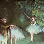 Ballet Rehearsal, 1875