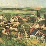 View of Auvers, 1874