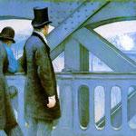 On the Europe Bridge, 1877