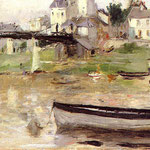 Boats on the Seine, 1880