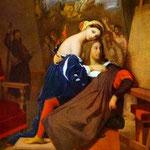 Raffaello e fornarina - 1813