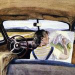 Edward Hopper - Joe in Wyoming (1946)