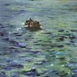 Edouard Manet - La fuga di Rocherfort - 1880/1881 - Olio su tela