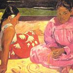 Femmes de Tahiti ou Sur la plage, 1891