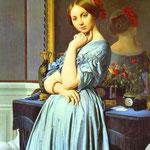 Contessa d'Haussonville - 1845