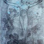 Figura in piedi 1900
