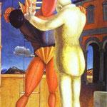 Il figliol prodigo - 1922 - Olio su tela