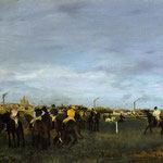 Before the Race, 1872