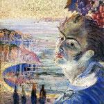 Autoritratto - 1921-1922 - Olio su tela