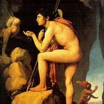 Edipo e la Sfinge - 1808
