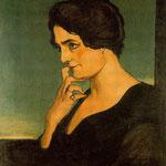 Retrato de la senora Gartzen