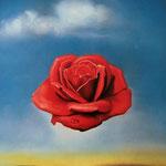 The Meditative Rose, 1958