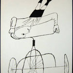 Headstand of Tricycle