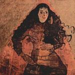 Ritratto di Trude - 1911