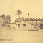 Sikandra Bagh exterior
