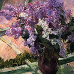Lilacs in a Window, 1880