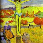 Il Cristo giallo - 1889 - Olio su tela