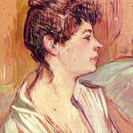 Portrait of Marcelle, 1893