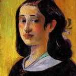 Portrait of a Woman, 1889