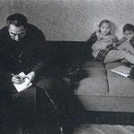 Chou En-Lai, Varsovie, 1956