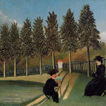 Il pittore e sua moglie