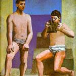 I Tubi di Pan - 1923 - Olio su tela