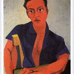 Renato Guttuso - Autoritratto, 1943