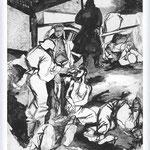 Renato Guttuso - Gott mit Uns, 1944