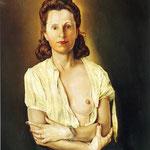 Galarina - 1944/45 - Olio su tela