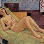 Nudo sdraiato - 1934