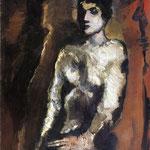Figura Seduta, 1930