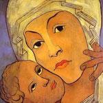 Vergine con Bambino 1934