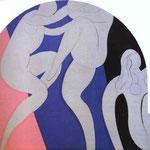 La Danza - 1932/33 - Olio su tela