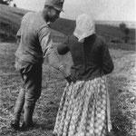 Tendre toucher - Bilinski - 1915