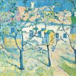 Kazimir Malevich - Primavera (1904)