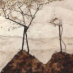 Alberi di domenica in autunno - 1912