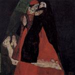 La carezza - 1912