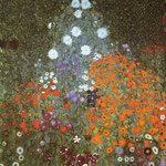 Farm Garden (Flower Garden), 1905