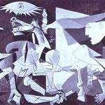 Guernica. 1937. Olio su tela