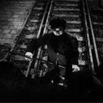 Dimanche 22 avril 1984, à la frontière entre la Mongolie et la Chine, en gare d'Erilan, pendant le changement des essieux du Transmongolien