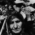Etchmiadzine, République d'Arménie, septembre 1991