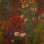 Farm Garden with Sunflowers, 1905