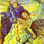 Pietà - 1889 - Olio su tela