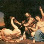 Lot e le sue figlie - 1844