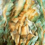 Georges Braque - Castello Roche Guyon (1909)