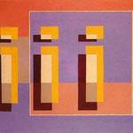 Comp. C.F. 123, 1932-1934, olio su tela, cm 60x 70.