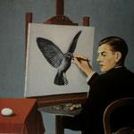 Clairvoyance (Self Portrait), 1936