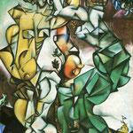 Adamo ed Eva - 1912 - Olio su tela