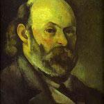 Autoritratto - 1879-1885 - Olio su tela