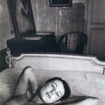 Héloïse allongée, 1972